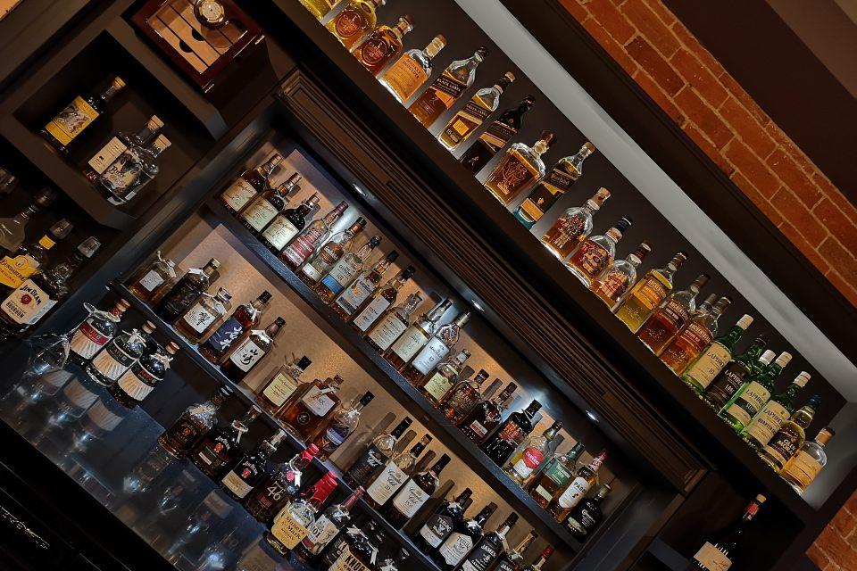 Rockhampton Whiskey Lounge